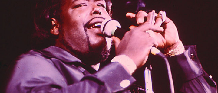 Barry White - UMG Eyecatcher