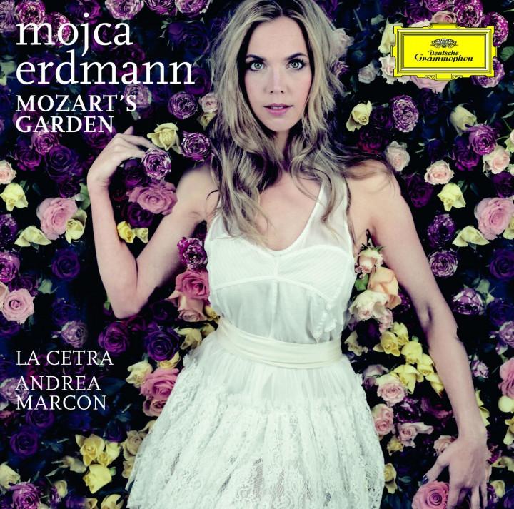 Mojca Erdmann Mozart's Garden Cover