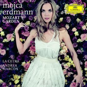 Mojca Erdmann, Mozart's Garden, 00028947789796