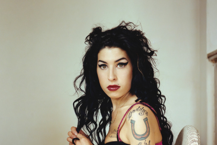2011 1 Amy Winehouse Back To Black