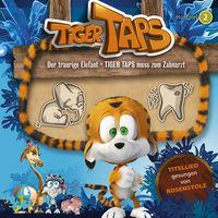 Tiger Taps, 02: Der traurige Elefant / Taps muss zum Zahnarzt, 00602527822204