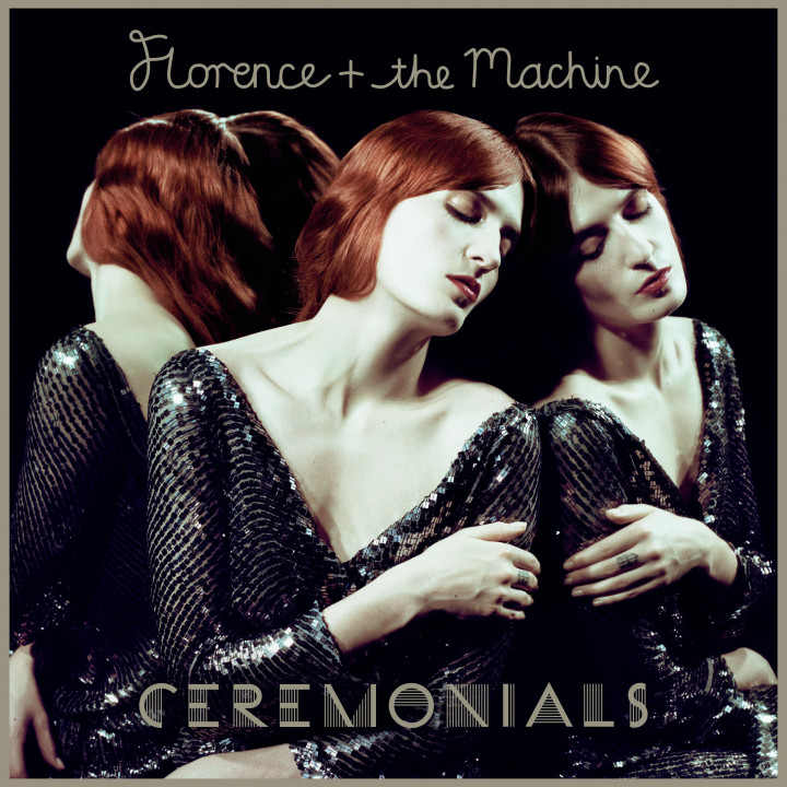 Florence And The Machine:  Ceremonials Cover