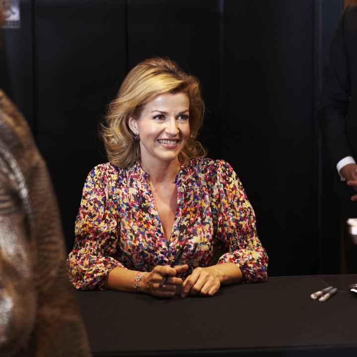 Anne-Sophie Mutter bei Ludwig Beck in München c Ludwig Beck AG