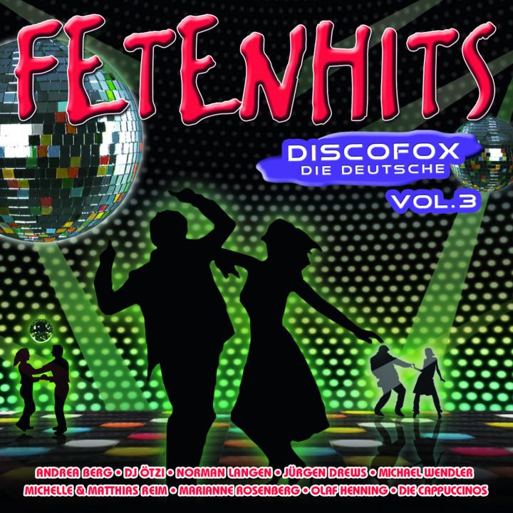Fetenhits Discofox Vol. 3