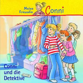 Conni, 33: Conni und die Detektive, 00602527722245