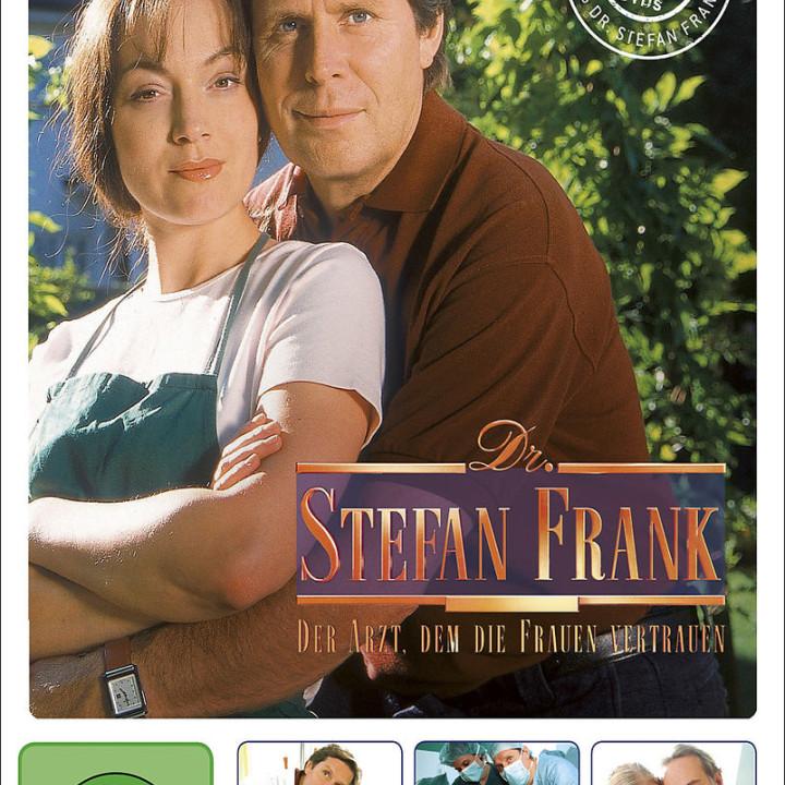 Dr. Stefan Frank - Die letzten Staffeln 6+7 (6DVD): Dr. Stefan Frank - der Arzt d.d. Frauen ver