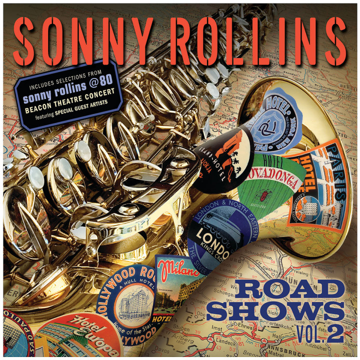 Road Shows, Vol. 2: Rollins,Sonny