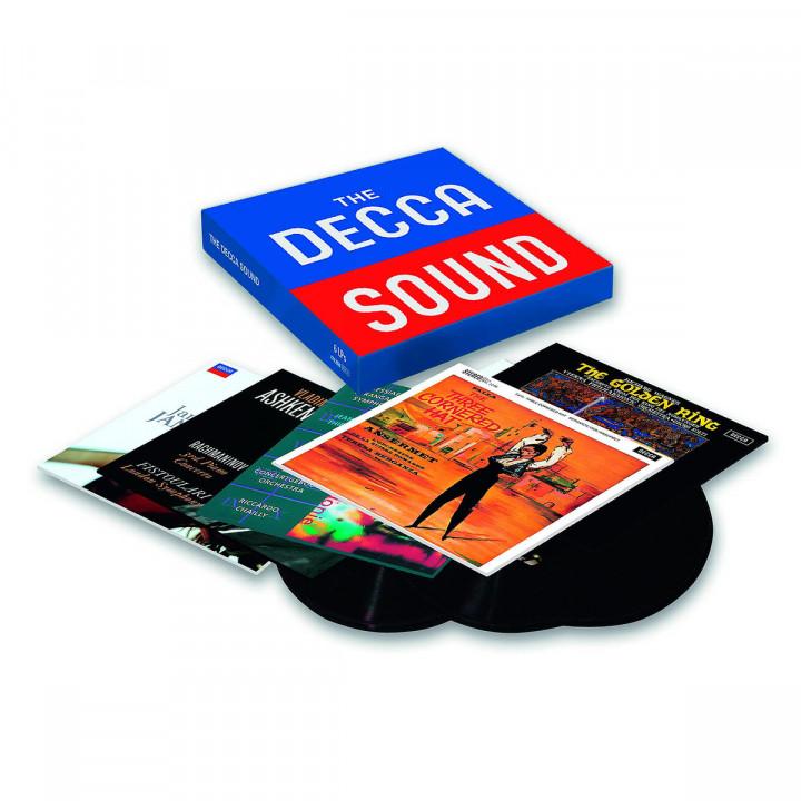 The Decca Sound: Chailly/Solti/Maazel/Ashkenazy/Ansermet/Jansen/+