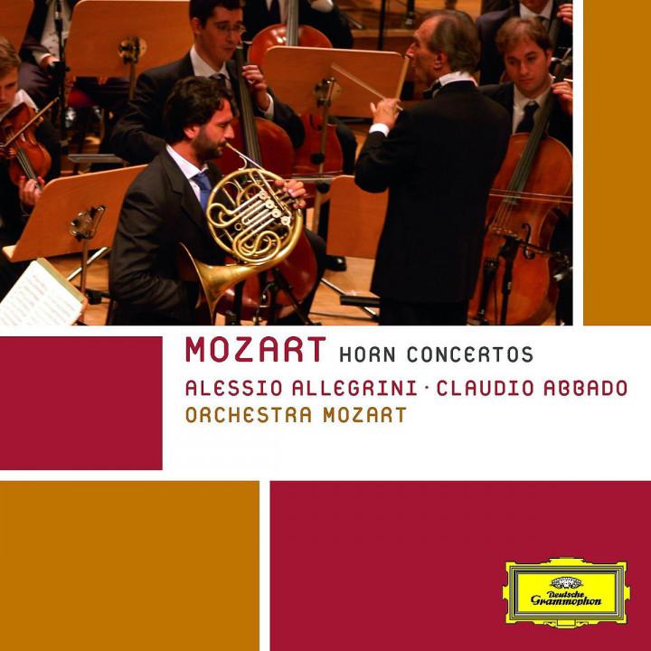 Hornkonzerte 1-4, KV.412, KV.417, KV.447, KV.495: Abbado,Claudio/Orchestra Mozart