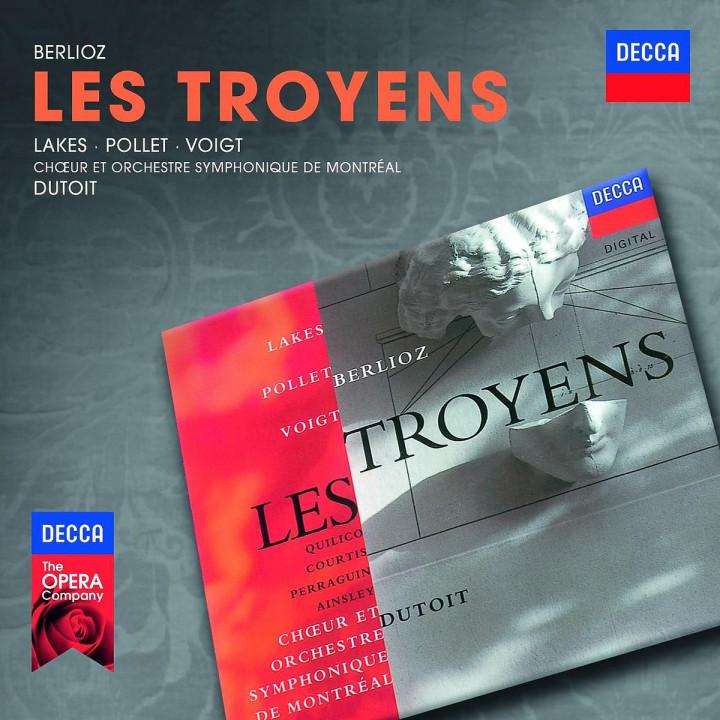 Les Troyens: Lakes/Pollet/Voigt/OSM/Dutoit/+