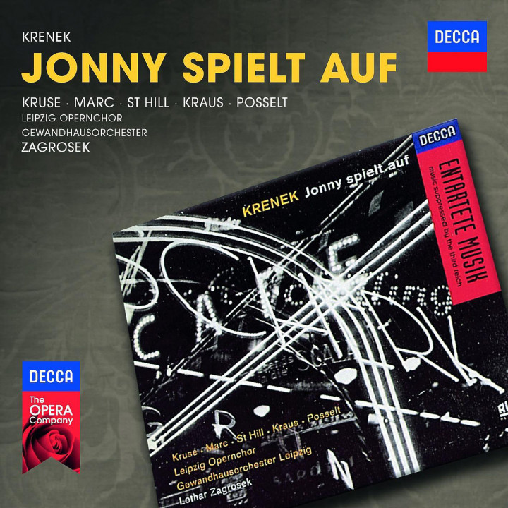Jonny spielt auf: Kruse/Marc/St Hill/Kraus/GOL/Zagrosek/+