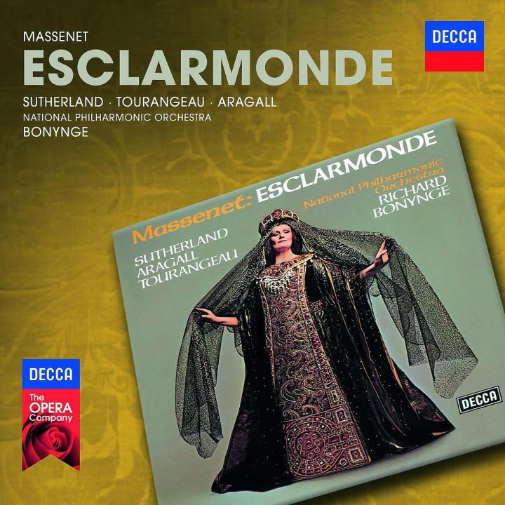 Esclarmonde: Sutherland/Aragall/Tourangeau/NSOW/Bonynge/+