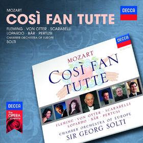 Decca Opera, Mozart: Cosí fan tutte, 00028947830504