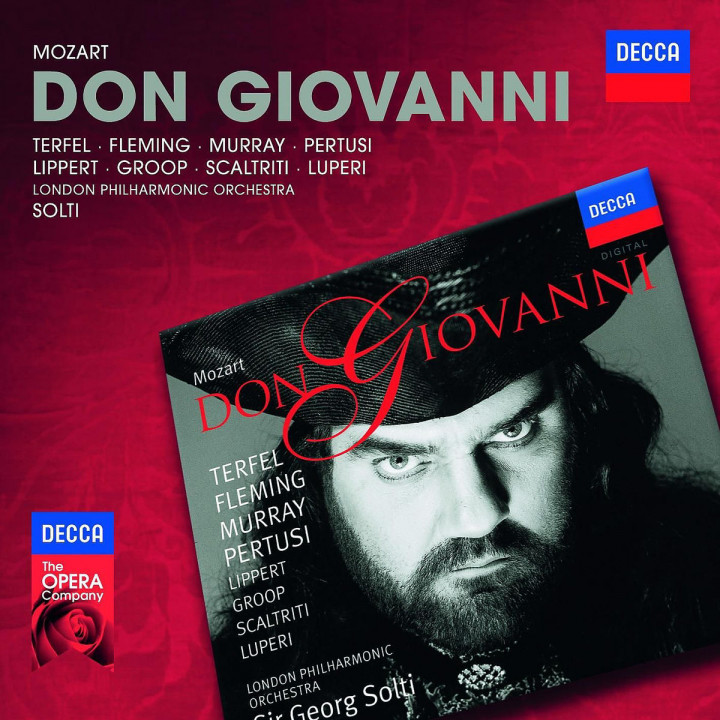 Don Giovanni: Terfel/Fleming/Murray/Pertusi/Lippert/LPO/Solti/+