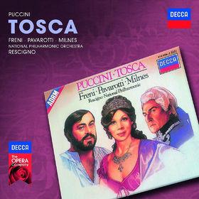 Decca Opera, Puccini: Tosca, 00028947830542