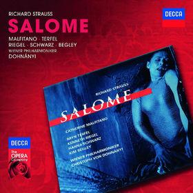 Bryn Terfel, Strauss: Salome, 00028947830573