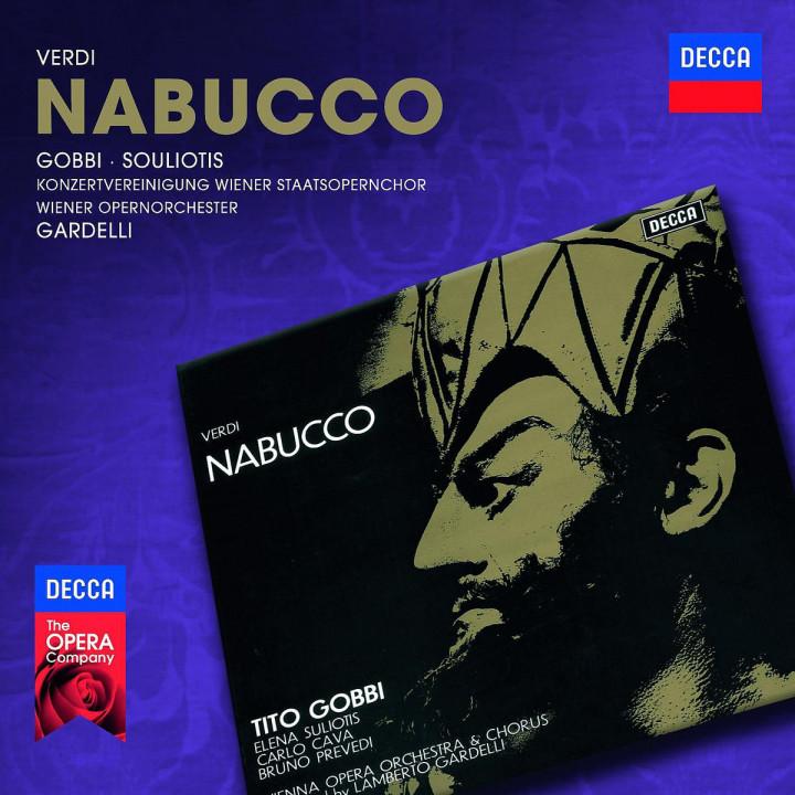 Nabucco: Gobbi/Prevedi/Cava/Suliotis/OWST/Gardelli/+