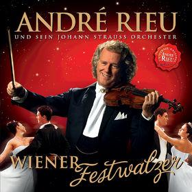 André Rieu, Wiener Festwalzer, 00602527846071