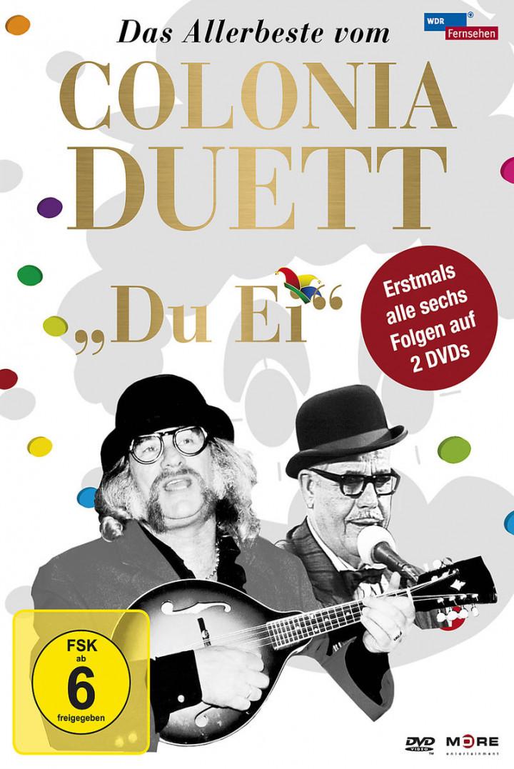 Colonia Duett - Du Ei! (2 DVD): Colonia Duett