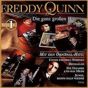 Freddy Quinn, Die Ganz Grossen Hits, 00731453372320