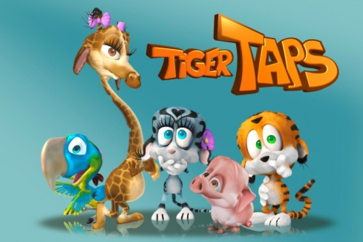 Tiger Taps und Logo
