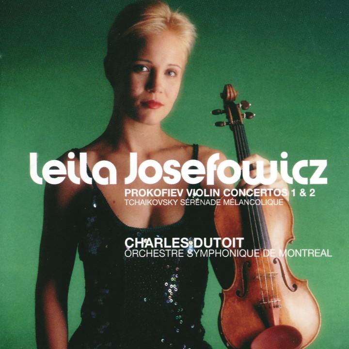Prokofiev: Violin Concertos Nos.1 & 2 / Tchaikovsky: Sérénade mélancolique