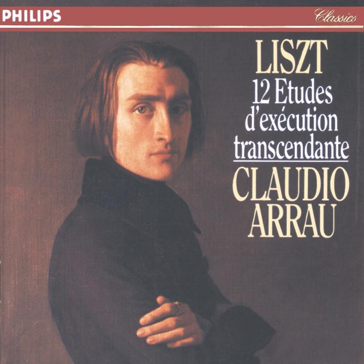 LISZT:12 ETUDES D'EXECUTION TR: ARRAU,CLAUDIO