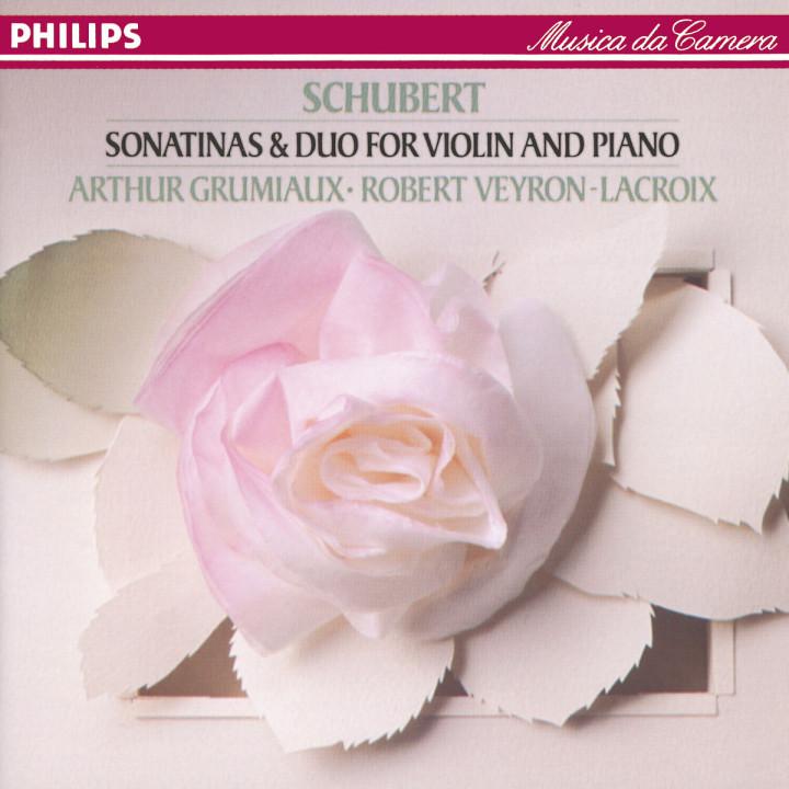 Sonatinas & Duo for Violin and Piano