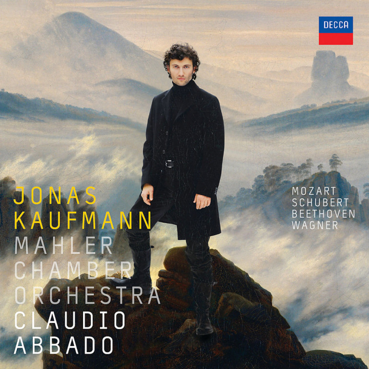 Mozart Schubert Beethoven Wagner: Kaufmann,Jonas/MCO/Abbado