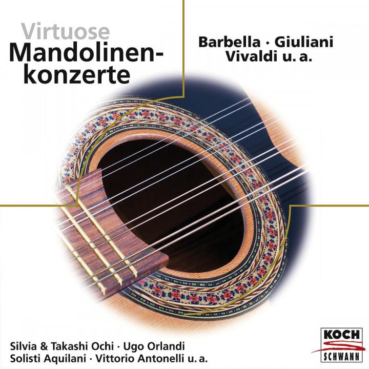 Virtuose Mandolinenkonzerte