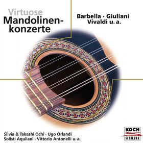 eloquence, Virtuose Mandolinenkonzerte, 00028948026241
