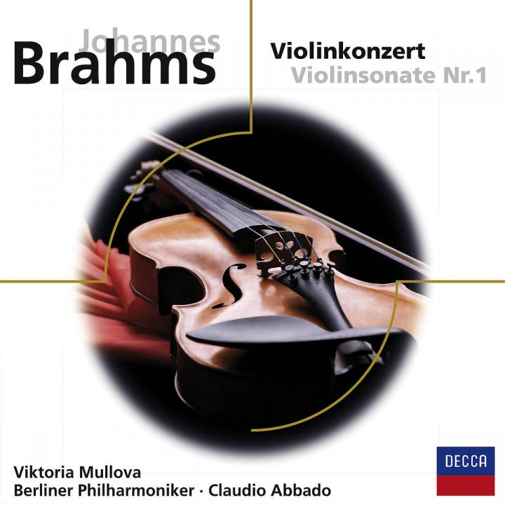 Brahms / Violinkonzert, Violinsonate Nr.1