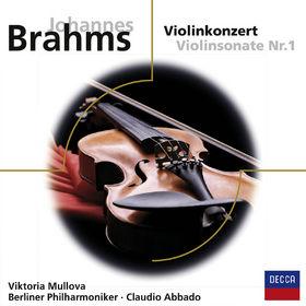 eloquence, Brahms: Violinkonzert, Violinsonate Nr.1, 00028948026159