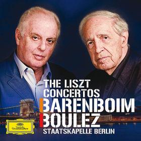 Daniel Barenboim, Liszt: Die Klavierkonzerte 1-2, 00028947795216