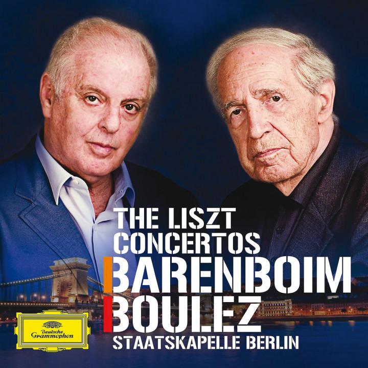 Die Klavierkonzerte 1-2 (ga): Barenboim,Daniel/Boulez,Pierre/SB