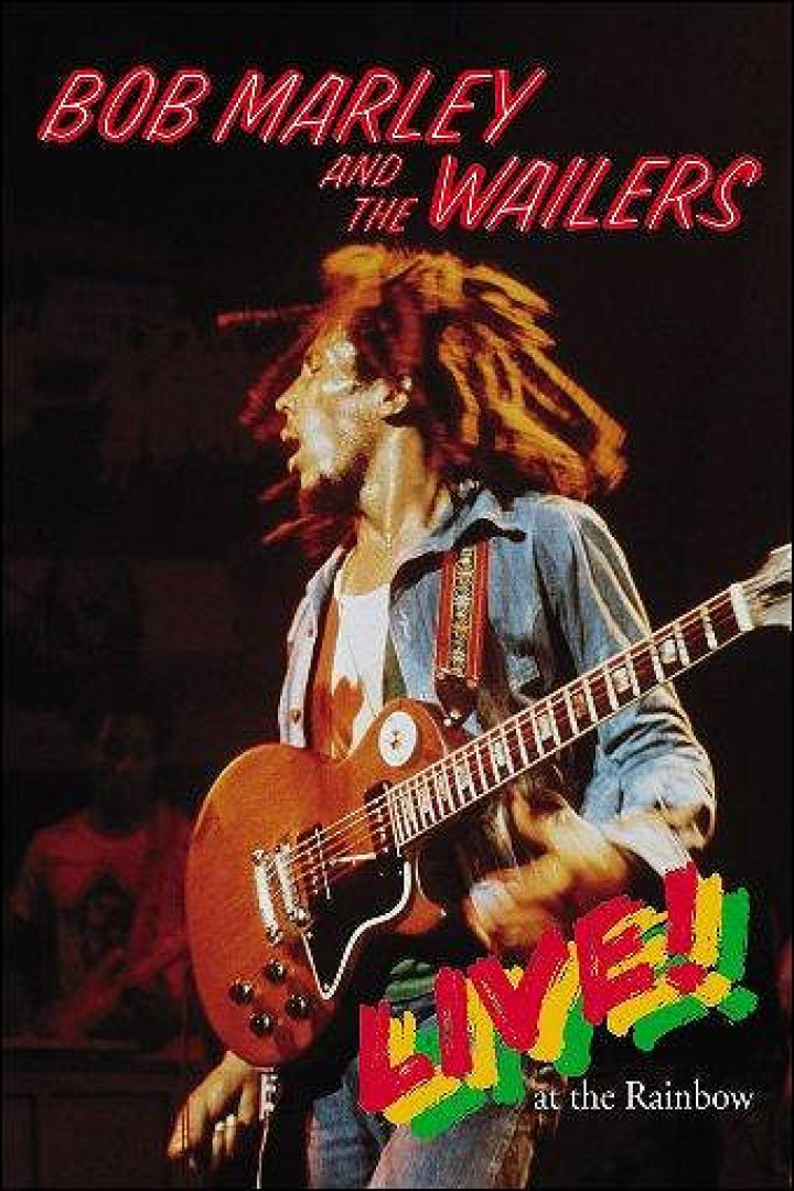 Bob Marley - Live at the rainbow - DVD