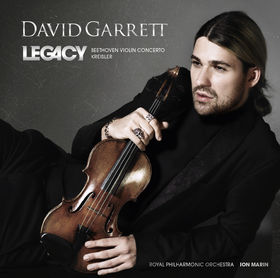 David Garrett, Legacy, 00000000000000