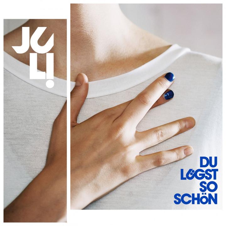 Juli_Du Lügst So Schön_Cover_eSingle