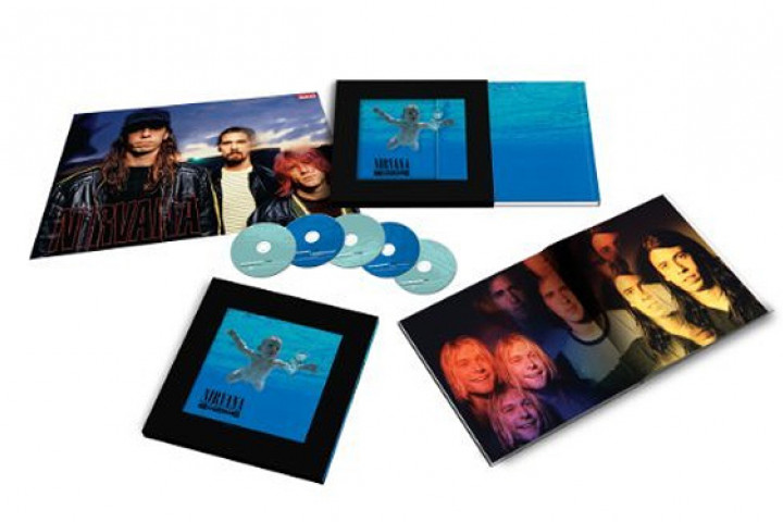 Nirvana - Nevermind deluxe edt. - UMG News