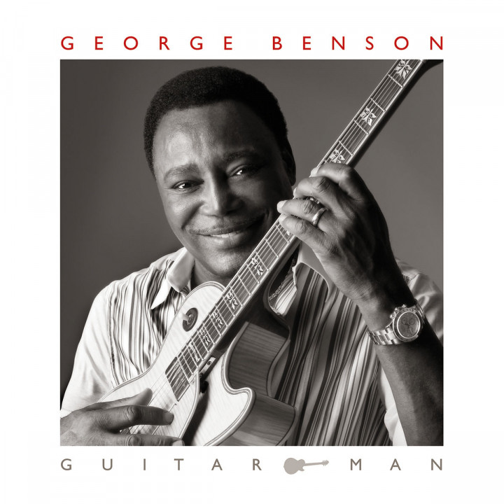 Guitar Man: Benson,George
