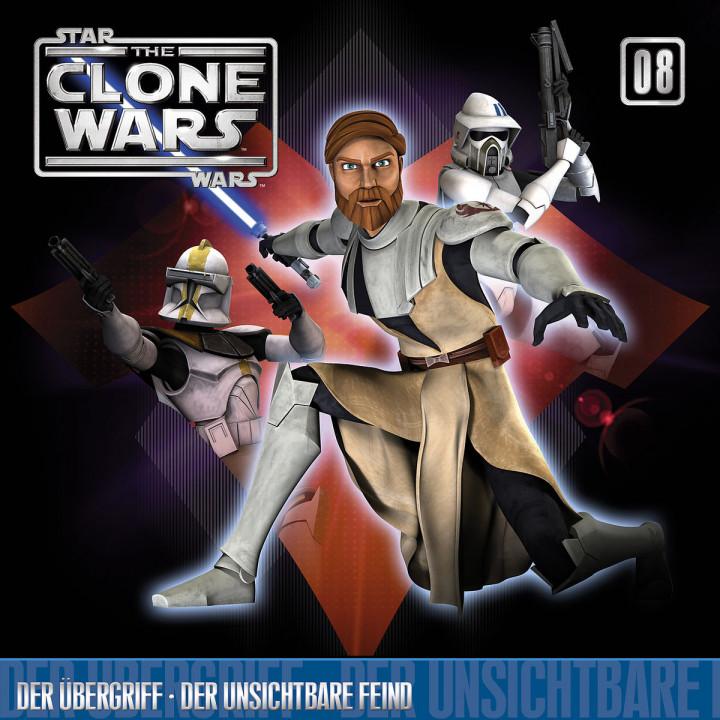 The Clone Wars: Der Übergriff/ Der unsichtbare Feind