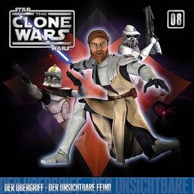 Star Wars, 08: Der Übergriff / Der unsichtbare Feind, 00602527546049