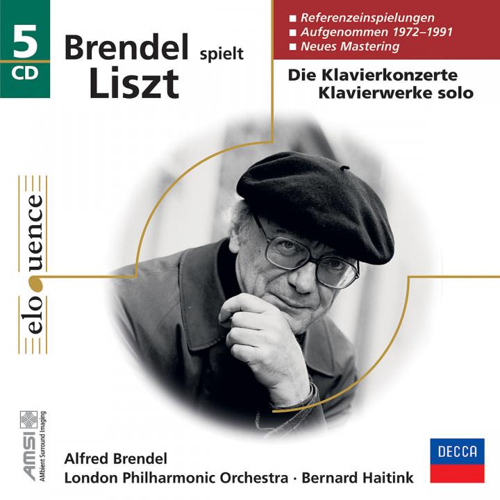 Brendel spielt Liszt: Brendel,Alfred/LPO/Haitink,Bernard