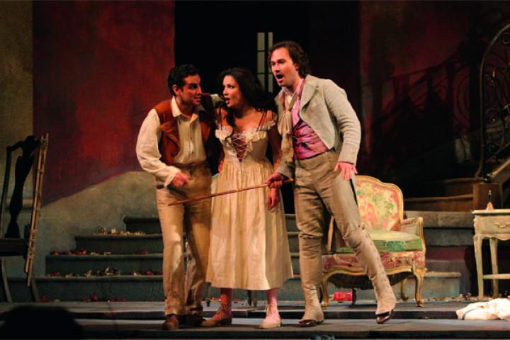 Don Pasquale 2006 - Juan Diego Florez Anna Netrebko als Norina und Marius Kwiecien