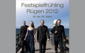 Fauré Quartett, Das Fauré Quartett auf Rügen