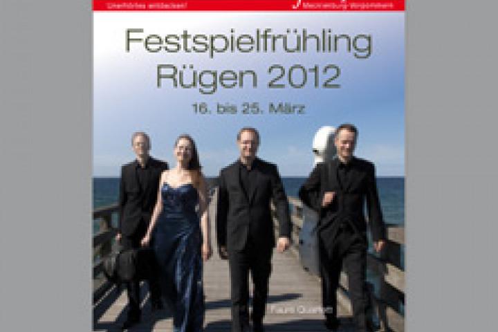 Rügener Festspielfrühling 2012