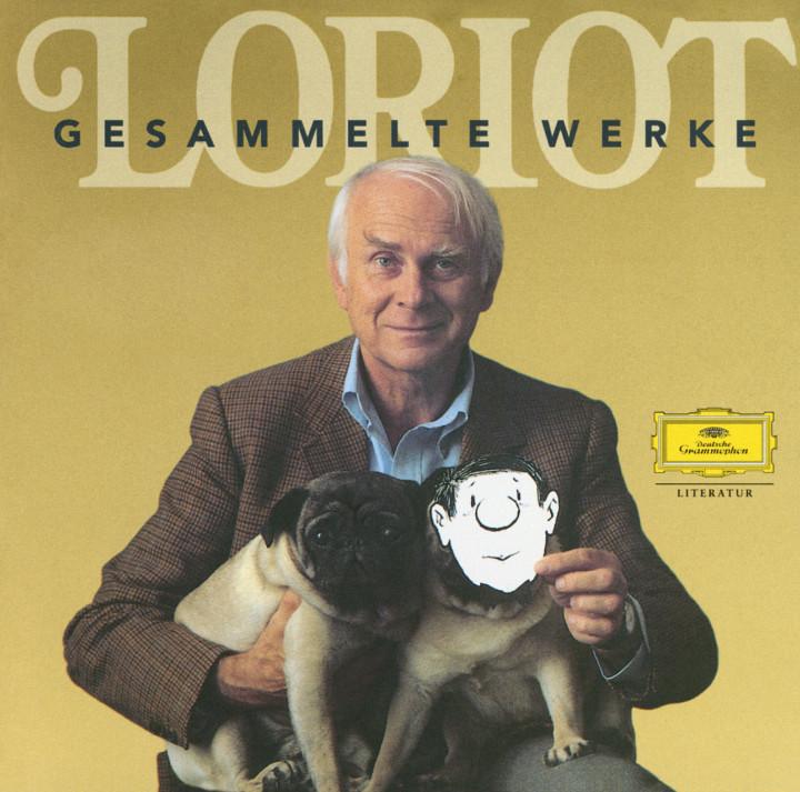 Loriots gesammelte Werke Cover