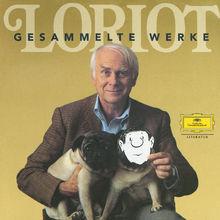 Loriot, Gesammelte Werke, 00602498072578