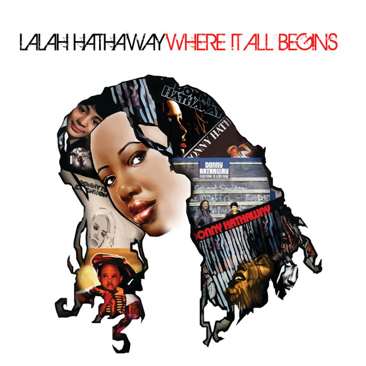 Where It All Begins : Hathaway,Lalah