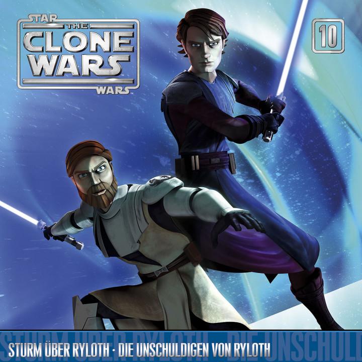 10: Sturm über Ryloth/Die Unschuldigen von Ryloth: The Clone Wars